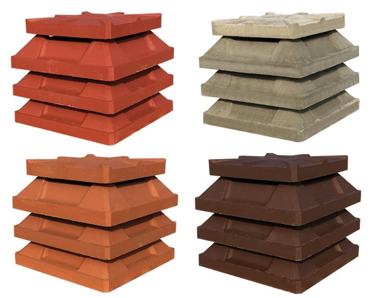 Cement Chimney Terminals – Landini Spa